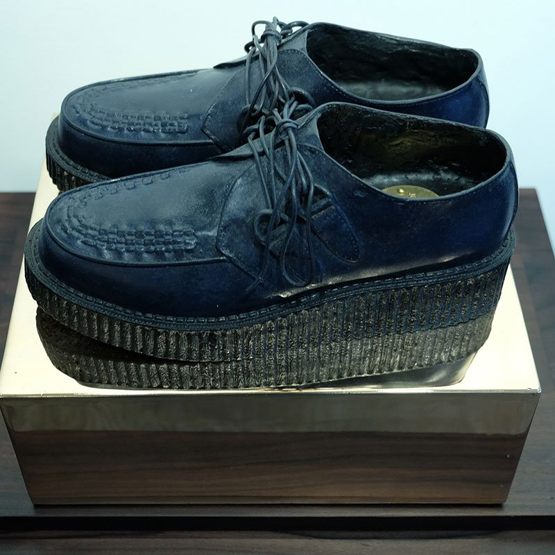 Clive Barker Blue Suede Shoes 2 featured