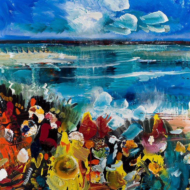 David Breuer Weil Emerald Tide featured