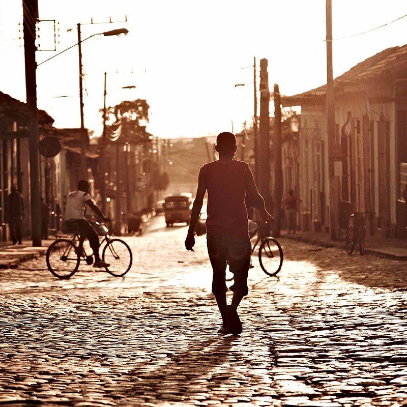 Matt Davis Cuban Streets I featured