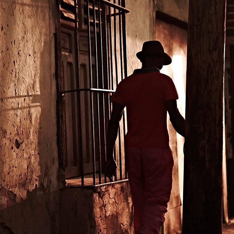 Matt Davis Cuban Streets II featured