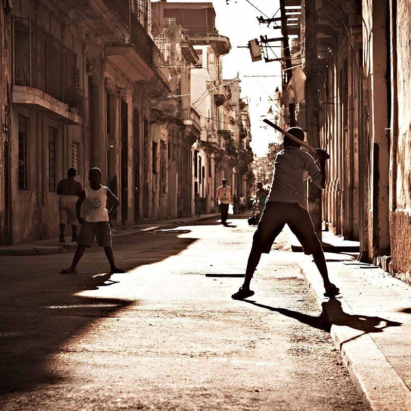 Matt Davis Cuban Streets III featured