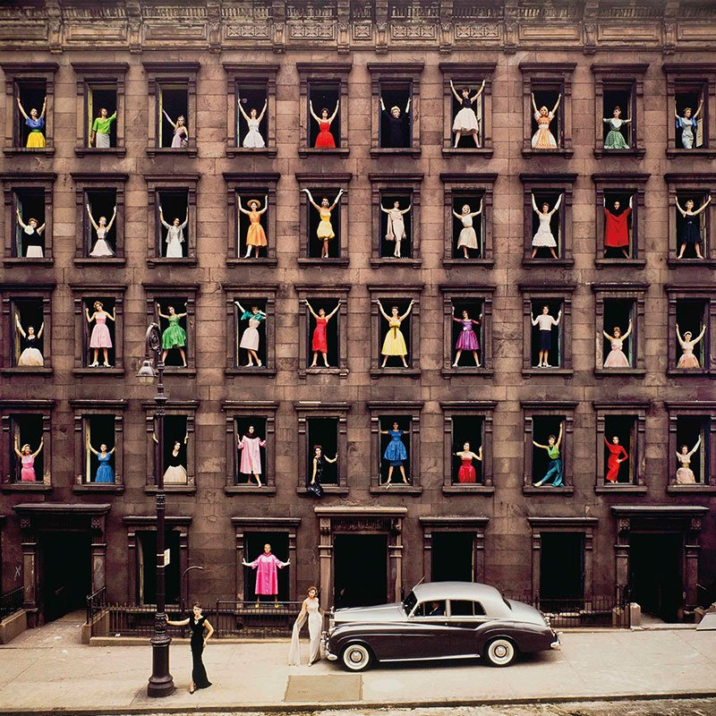 Ormond Gigli Girls in the Window New York 1960 featured