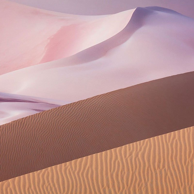Timo Lieber Empty Quarter Pink Sunrise featured