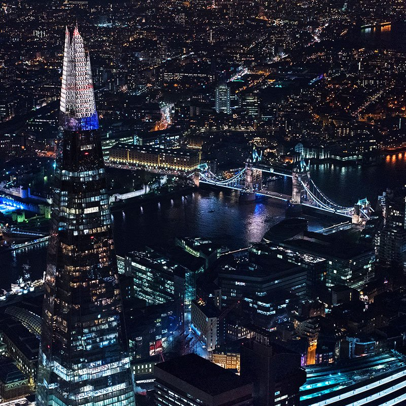 Timo Lieber View from the Shard featured