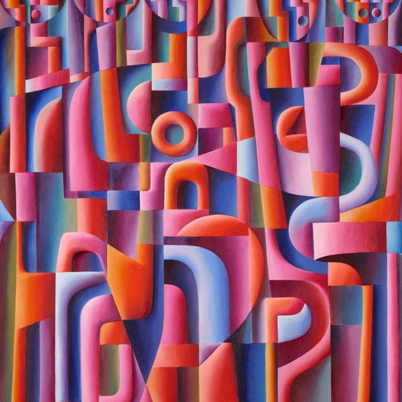 Alex Sadlo Figures in Bas Relief featured