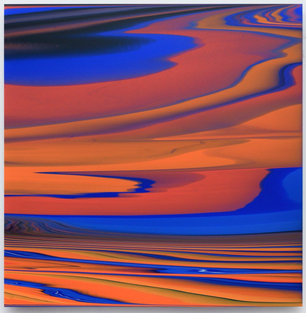Andy Moses Blue Orange Morphology 1218