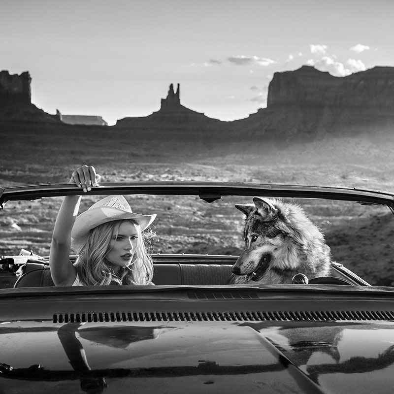 David Yarrow The Break Up featured