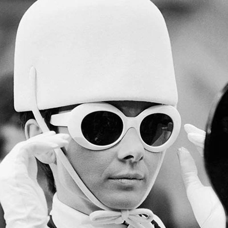 Terry ONeill Audrey Hepburn St Tropez 1967 Hat featured
