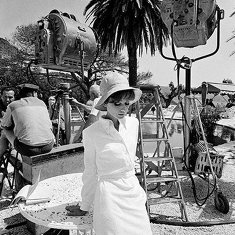 Terry ONeill Audrey Hepburn St Tropez 1967 II featured