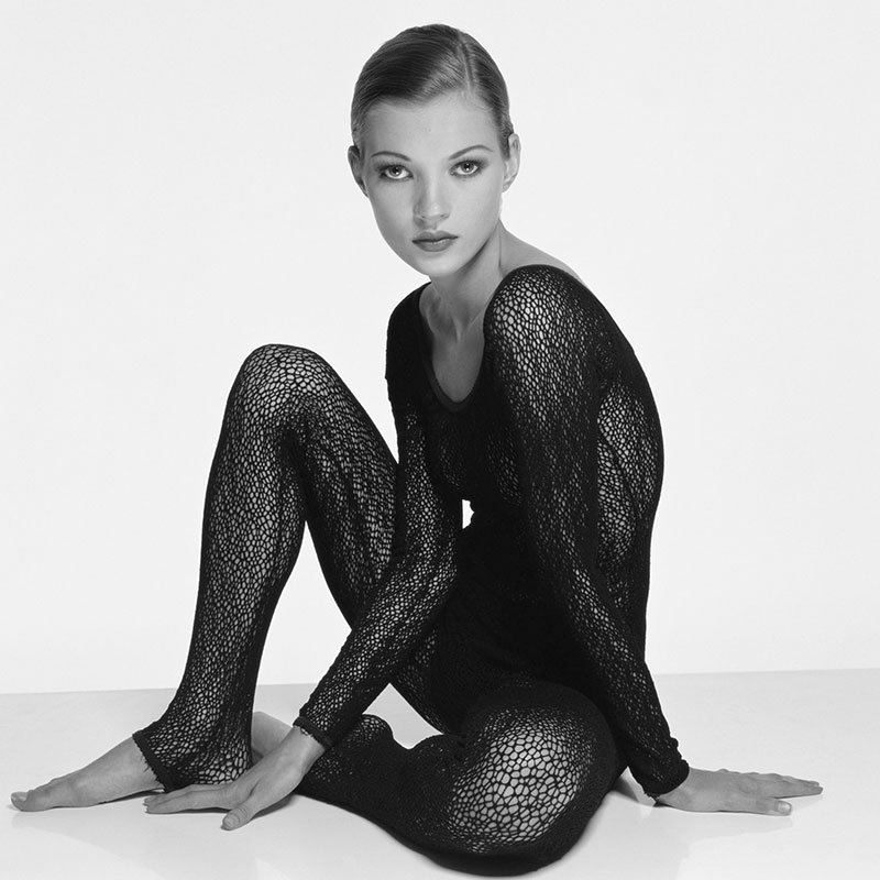 Terry ONeill Kate Moss London 1993 featured