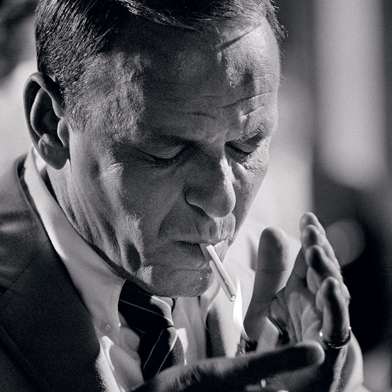 Terry ONeill Sinatra smoking Miami 1968 featured