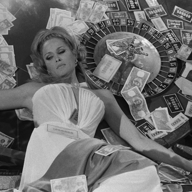 Terry ONeill Ursula Andress London 1967 featured