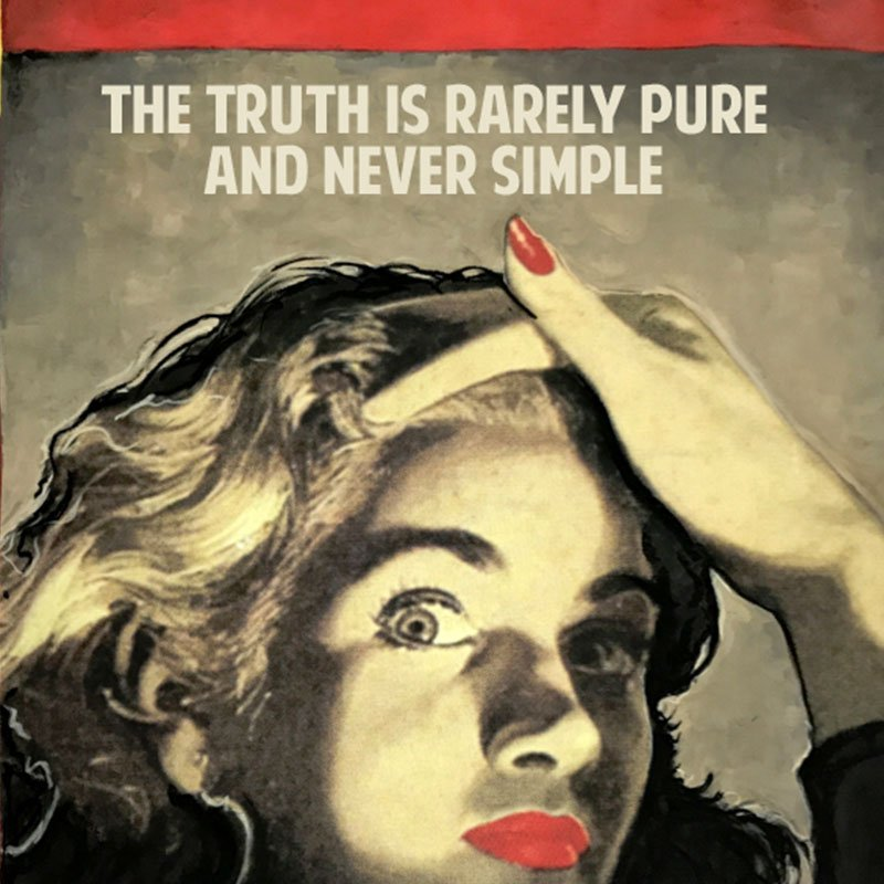 The Connor Brothers The Truth Is Rarely Pure And Never Simple featured