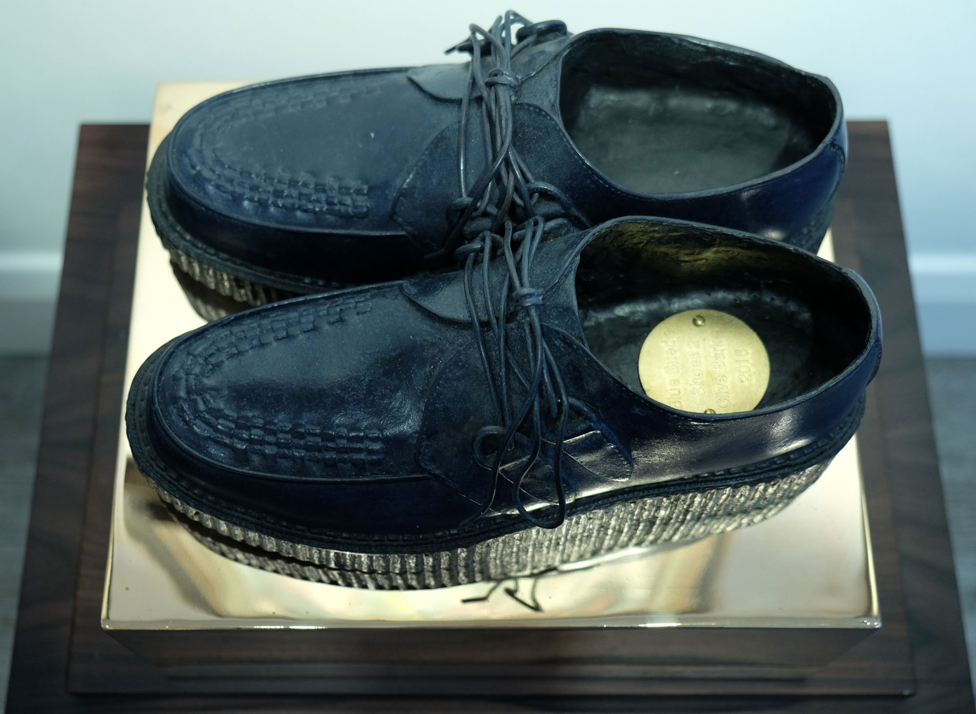 Clive Barker Blue Suede Shoes 2 I
