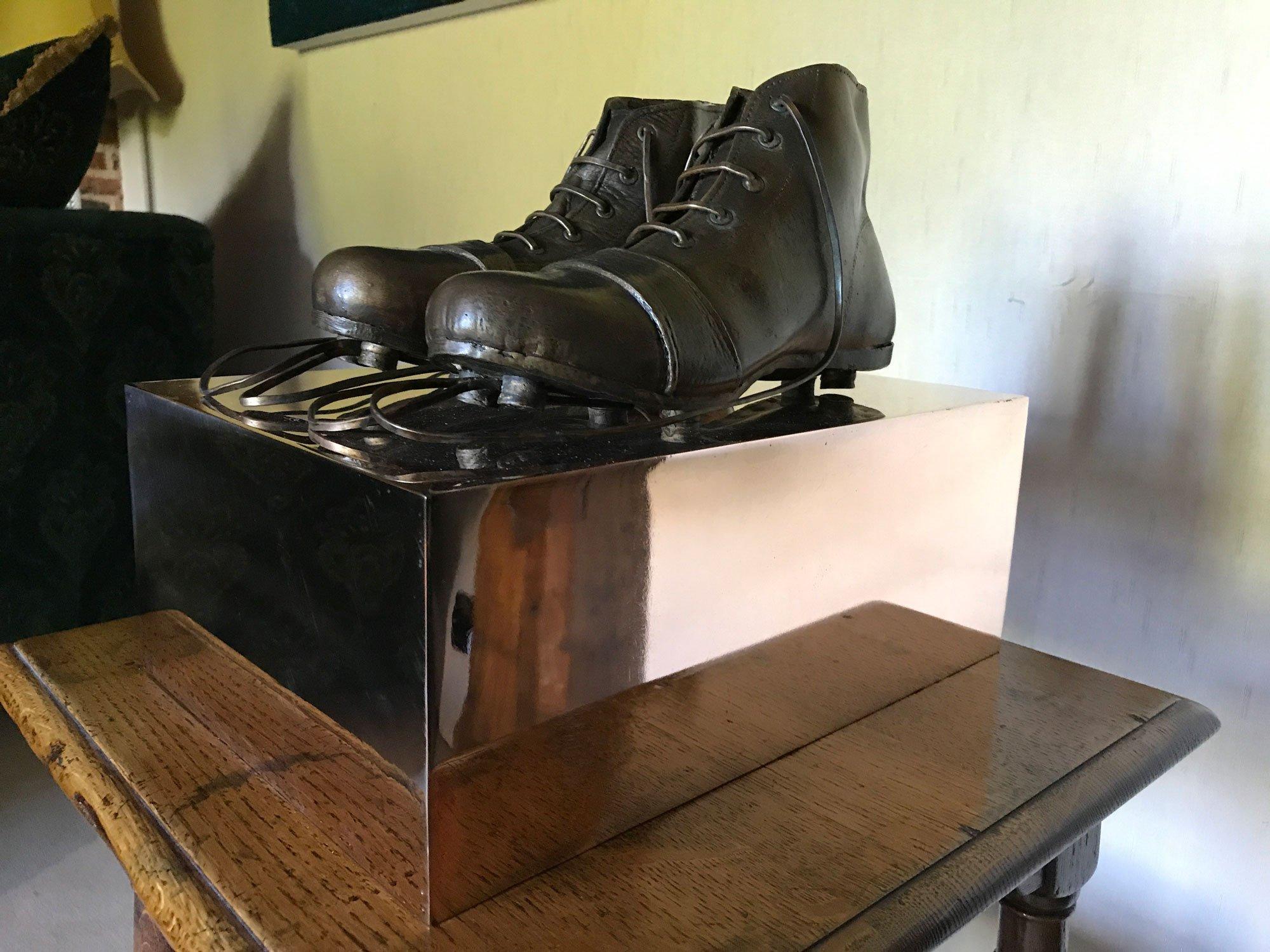 Clive Barker For Stanley Matthews III