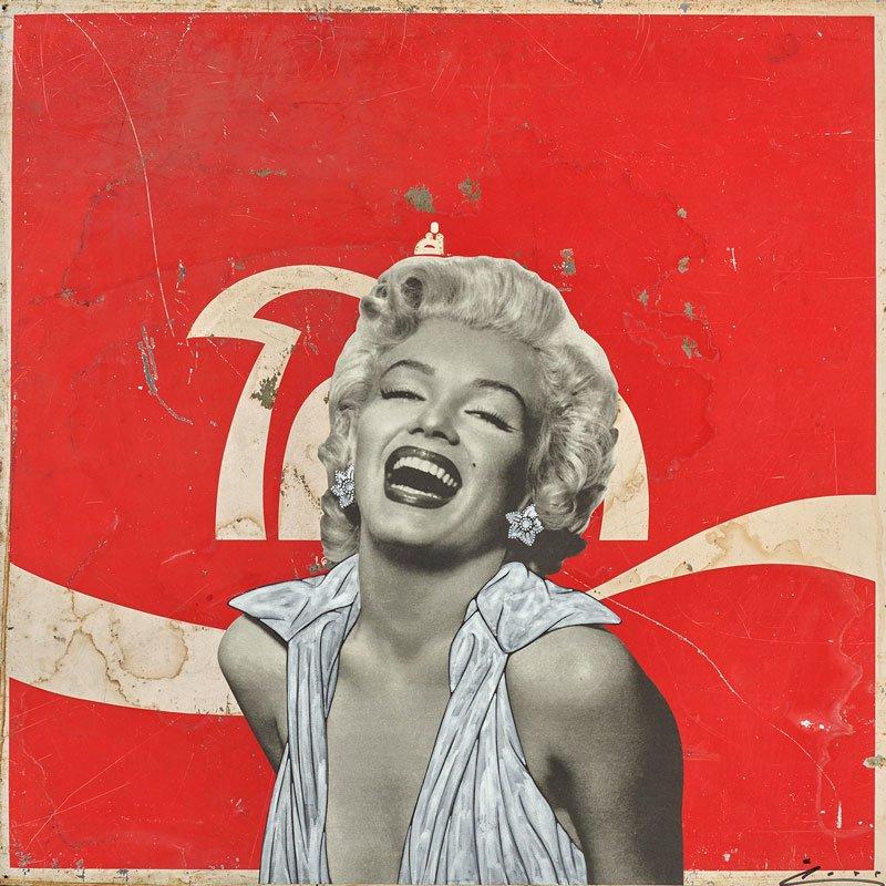 Pakpoom Silaphan Marilyn Monroe featured