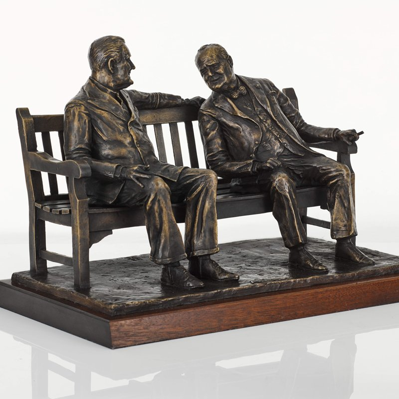 Lawrence Holofcener Allies Maquette featured