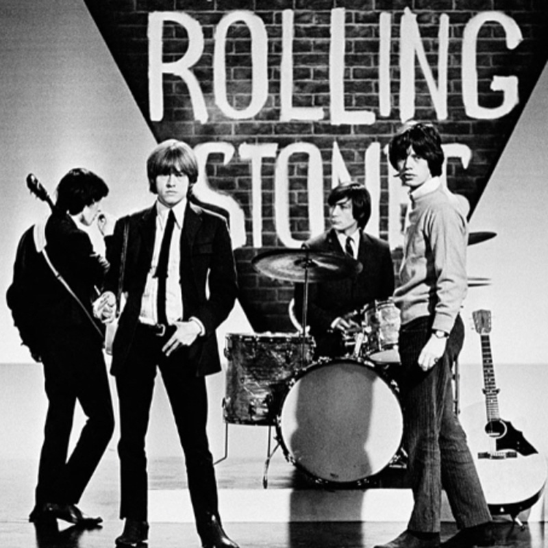 Terry ONeill The Rolling Stones 1964 featured