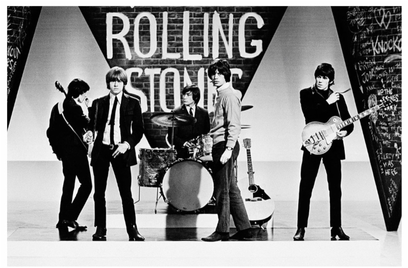 Terry ONeill The Rolling Stones 1964