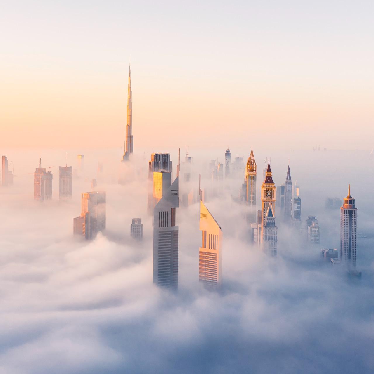 Hugo Healy City In The Sky